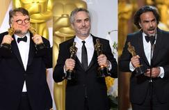 Del Toro, Cuarón, Iñárritu... Caramba, le gang des Mexicains a encore frappé aux Oscars