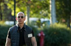 Jeff Bezos, patron d'Amazon, est l'homme le plus riche du monde