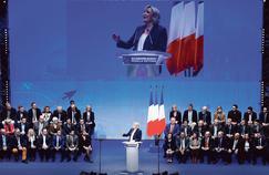 À Mayotte, Marine Le Pen renonce au «ni droite ni gauche»