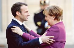 Macron et Merkel s'engagent à refonder l'Union européenne