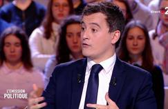 SNCF et CSG : Gérald Darmanin assume la politique du gouvernement