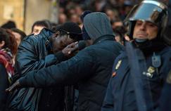 Violentes manifestations à Madrid après le décès controversé d'un Sénégalais