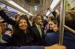Hidalgo voudrait rendre gratuits les transports en commun à Paris