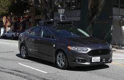 États-Unis : un véhicule sans chauffeur tue un piéton