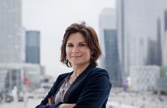 Ross McInnes (Engie), Marie-Cécile Guillaume (Paris La Défense), Clémence Choutet (Assystem Technologies)