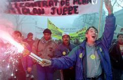 Grèves : 2,4 millions de journées perdues à la SNCF en dix ans
