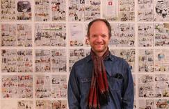 Mathieu Sapin : «La BD documentaire à une dimension de témoignage et de mémoire»