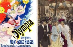 Le Tout-Paris se presse à l'inauguration de l'Olympia le 11 avril 1893