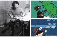 F'murrr: l'hommage de Florence Cestac, Sfar, Christin, Jul et Coutelis au génie des bulles