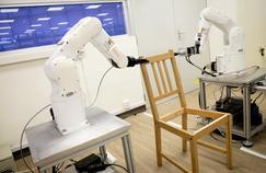 Un robot assemble une chaise Ikea en moins de dix minutes