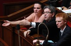 Collard qualifie Mélenchon de «trouillard» et de «péteux»à l'Assemblée