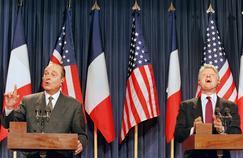 Manifs, fou rire et petits gestes: la saga des visites d'État françaises aux USA