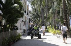 Philippines : la police ferme le paradis de Boracay