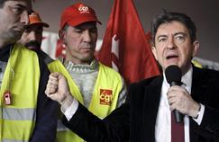 Mélenchon rallie la CGT à sa «marée populaire», une victoire symbolique