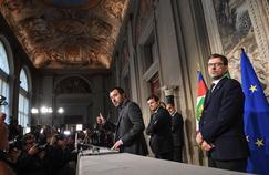 Italie: l'alliance antisystème fait trembler l'Europe