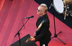 La photo du jour 13 à Cannes : la sérénade de Sting