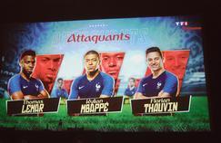 Football : TF1 veut rentabiliser le Mondial 2018