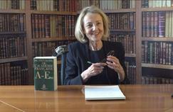 Dictée du Figaro: l'académicienne Dominique Bona, maître de l'orthographe