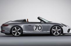 Porsche 911 Speedster Concept, la voiture anniversaire bientôt sur la route
