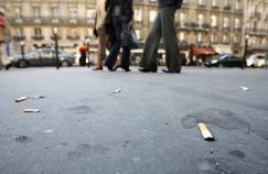 Mégots : les cigarettiers pourraient devoir payer une «éco-contribution»