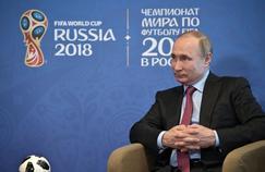 Avec le Mondial, Poutine veut réaffirmer la grandeur de son pays