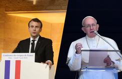 «Au Vatican, Macron fera vite oublier Hollande !»