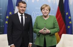 De la Sorbonne à Meseberg, itinéraire d'un laborieux dialogue entre Macron et Merkel