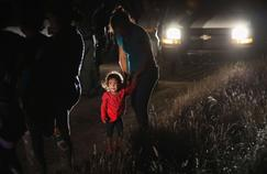 Migrants : Donald Trump réaffirme sa «tolérance zéro»
