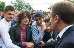 Emmanuel Macron ou la tactique de l'incident volontaire