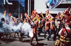 SNCF : la CGT menace les premiers départs en vacances