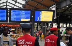 SNCF: la grève atteint son plus bas niveau de participation