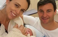 Nouvelle-Zélande : la première ministre Jacinda Ardern accouche d'une petite fille