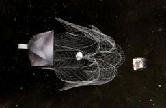 Le premier «éboueur de l'espace» teste ses techniques de nettoyage
