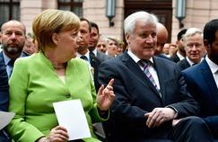 Horst Seehofer, ministre de l'Intérieur mais Bavarois d'abord
