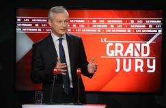 «Pognon», «lèpre»... Bruno Le Maire défend le franc-parler de Macron