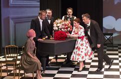 Un fil à la patteàviveallure au théâtre Montparnasse