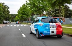 À Rouen, Renault teste des voitures autonomes à la demande