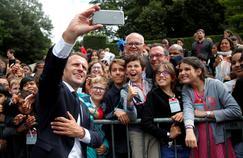 Les limites de la stratégie de communication de Macron