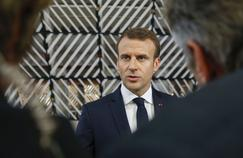 Sondage : sévère avertissement pour Emmanuel Macron