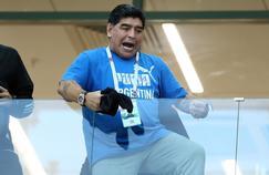 Maradona star du clip Puma, nouvel équipementier de l'OM