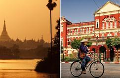 Birmanie : Rangoun entre pagodes et façades victoriennes
