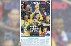 La presse nationale célèbre la deuxième étoile des Bleus