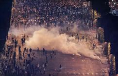 Victoire des Bleus : débordements en marge de la fête
