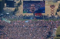 Coupe du monde : des audiences records à travers la planète