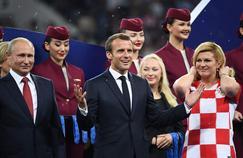 «Pour Macron, profiter de l'euphorie de la Coupe du monde, renoncer à la récupérer»