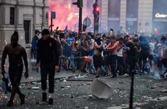 Après la victoire des Bleus, 31 personnes toujours en garde à vue à Paris