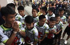 Thaïlande : les rescapés racontent le «miracle» de leur sauvetage
