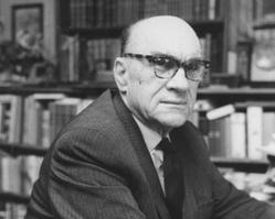 Portrait de Jarosław Iwaszkiewicz