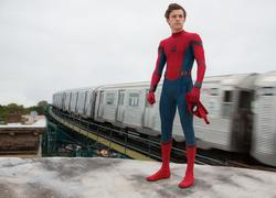 <i>Spiderman: homecoming</i>.