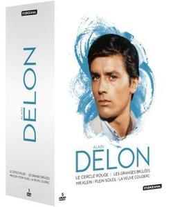 Coffret Alain Delon .